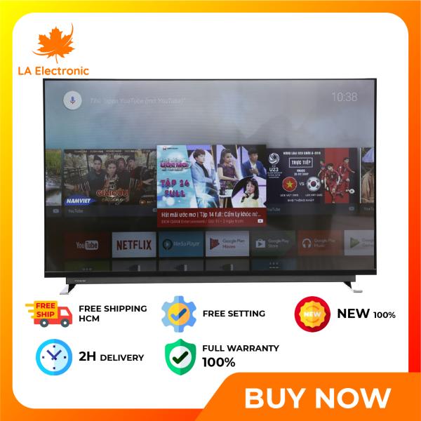 Bảng giá Trả Góp 0% - Android Tivi Toshiba 4K 49 inch 49U7750 - Miễn phí vận chuyển HCM