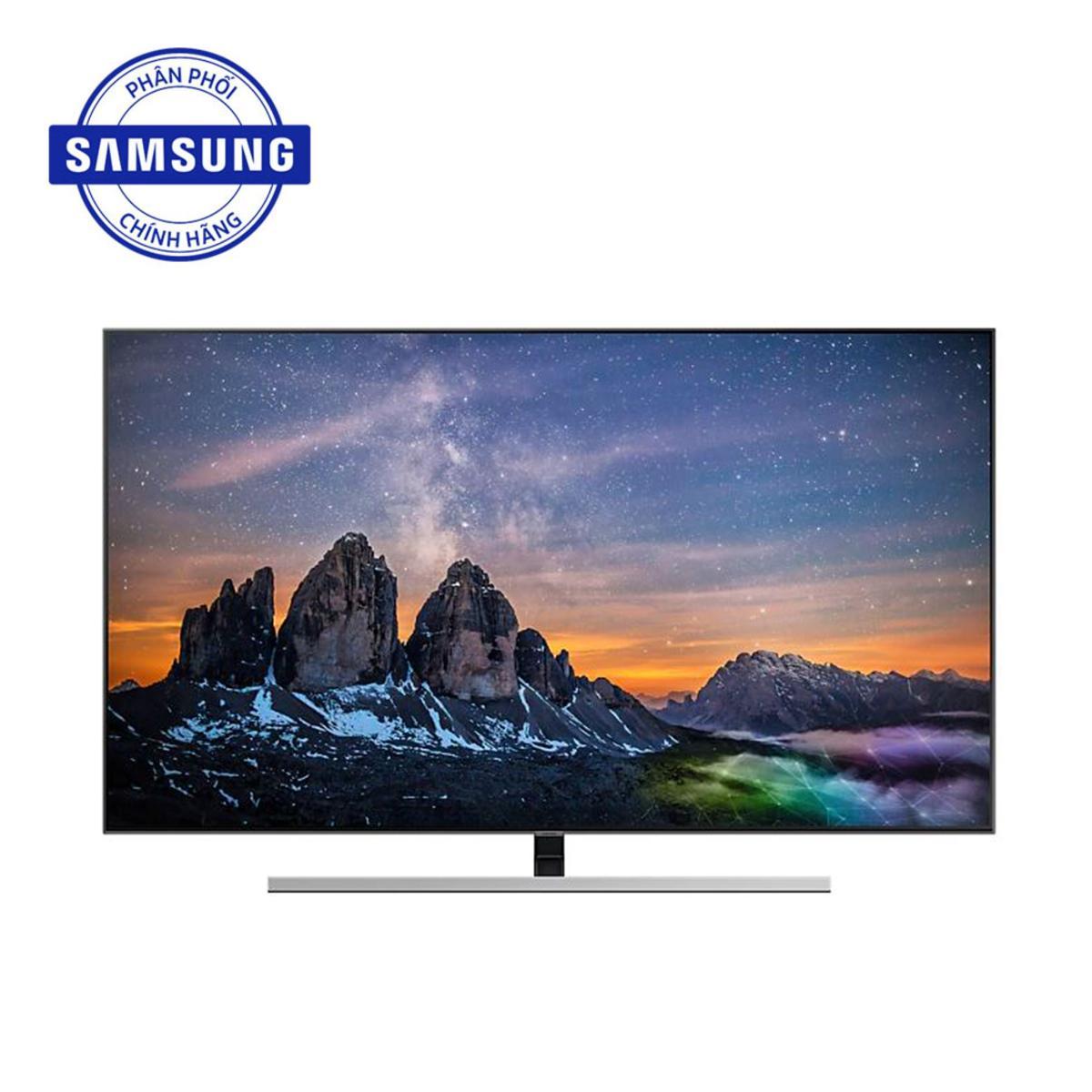 Smart TV 4K QLED 55 inch Q80RA 2019