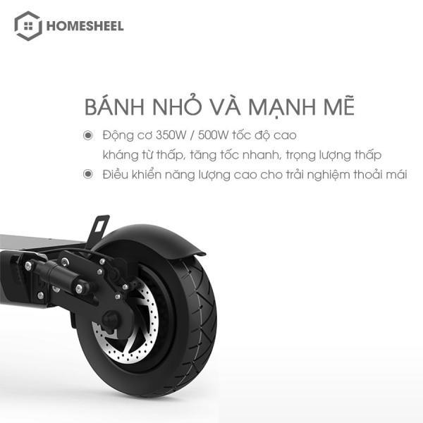Xe điện scooter thể thao Homesheel FTN S1_Phiên bản mới_bảo hành 2 năm