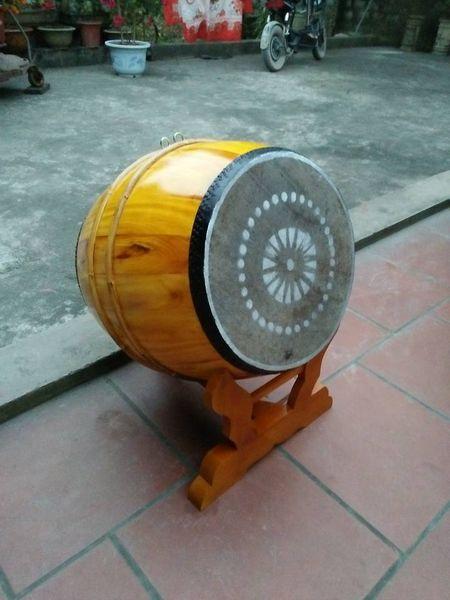 trống cúng, trống điện, trống đền mặt 36cm GK
