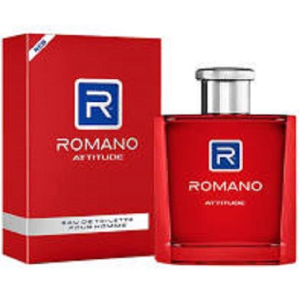 NƯỚC HOA ROMANO ATTITUDE 50ML