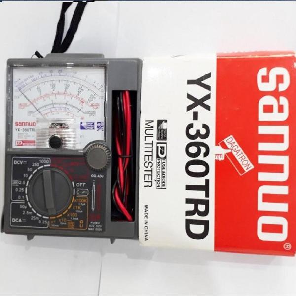 Đồng hồ đo vạn năng Sannuo YX 360TRD