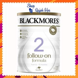 Sữa Blackmores số 2 cho trẻ từ 6-12 tháng tuổi, 900g - [HÀNG CHÍNH HÃNG - CÓ TEM PHỤ TIẾNG VIỆT] - Sữa giúp trẻ tăng cân và tăng chiều cao tốt - Hỗ trợ phát triển trí não tối ưu thumbnail