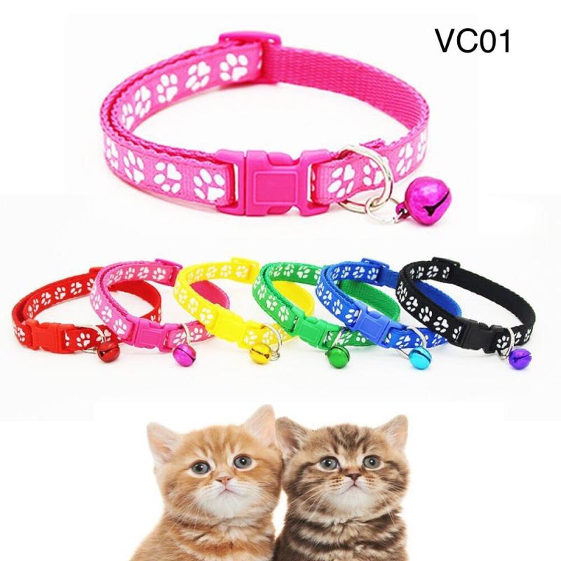 Vòng cổ chó mèo ngộ nghĩnh cute quà tặng cho thú cưng