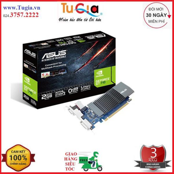 Bảng giá Card màn hình Asus GT710-SL-1GD5-BRK - Hàng chính hãng Phong Vũ
