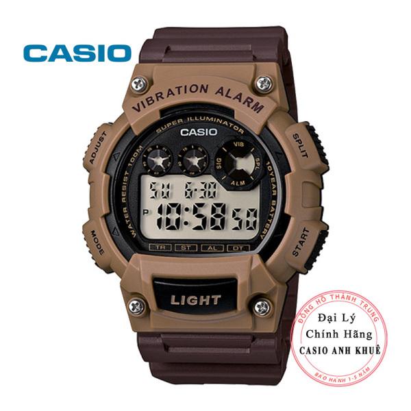 Đồng hồ Casio W735H-5AV