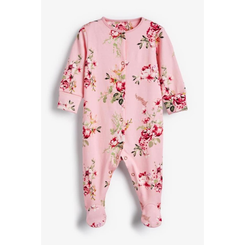 Nơi bán [Lấy mã giảm thêm 30%]Set 3 bộ body liền tất cho bé gái/ bé trai bộ body ngủ giữ ấm cho bé từ newborn đến 2 tuổi
