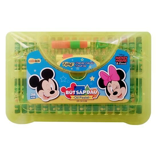 Mua Bút sáp dầu Colokit Disney Mickey OP-C015/MI