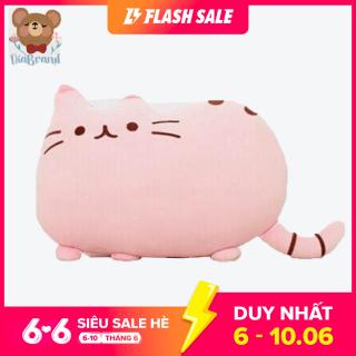 Thú Bông Mèo Pusheen Cao Cấp Dễ Thương 40 30cm (Nhiều Màu) thumbnail
