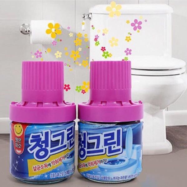 Lọ tẩy bồn cầu khử mùi Hàn Quốc 450