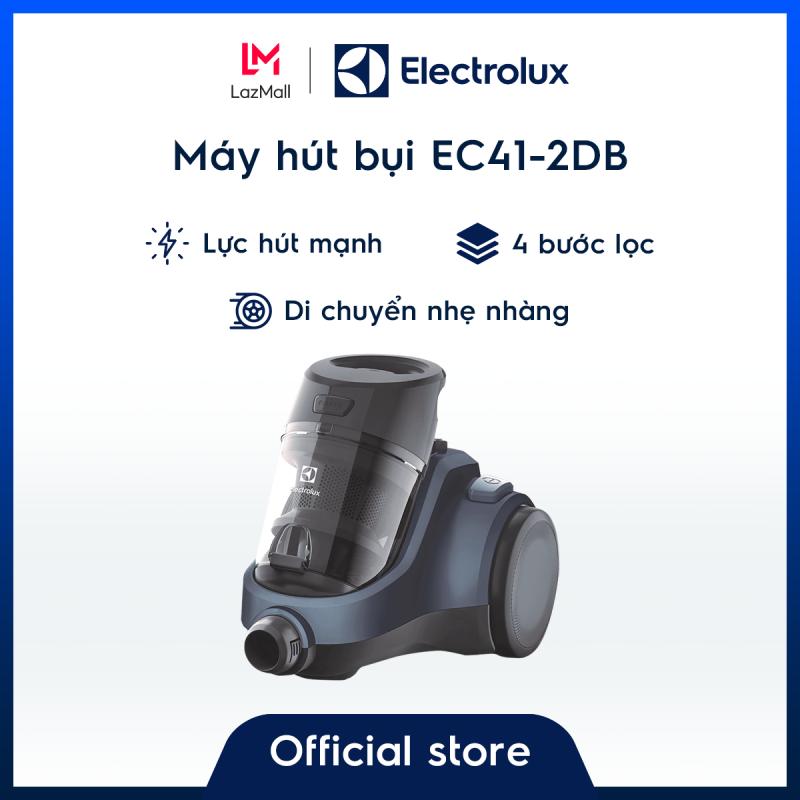 Máy hút bụi Electrolux EC41-2DB – Lực hút mạnh – Di chuyển dễ dàng – Hàng chính hãng
