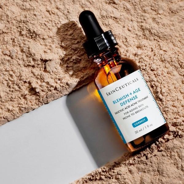 [BẢN MỸ] Serum Kiểm Soát Dầu Xóa Mụn Và Chống Lão Hóa Skinceuticals Blemish + Age Defense cao cấp