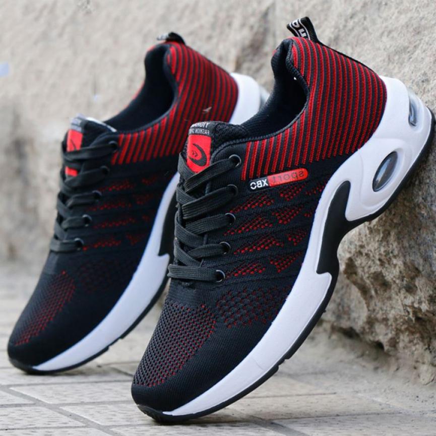 Giày thể thao nam sneaker Cao Cấp Đế Êm Chân GN27 Kiểu dáng cực ngầu trẻ trung mạnh mẽ năng động giá rẻ