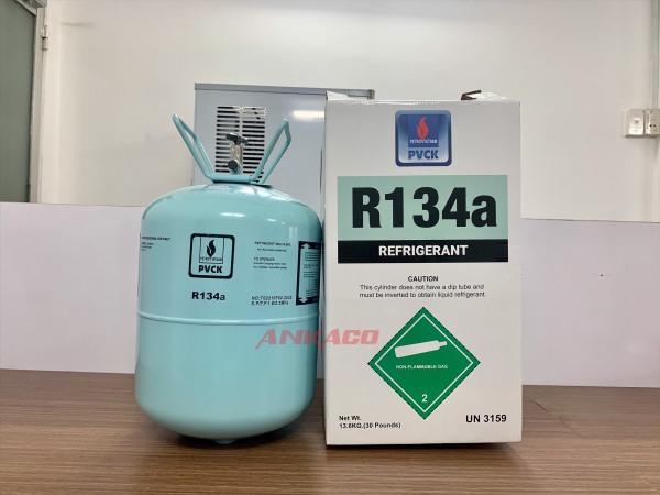 [HCM]Gas lạnh R134 Việt Hàn | Bình 13.6kg
