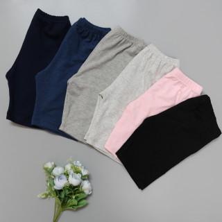 Quần legging lửng chất liệu cotton mềm, mát mùa hè cho bé 1 đến 6 tuổi - BUBY thumbnail