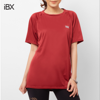 Áo thể thao tay ngắn iBasic IBX041 tặng túi bảo vệ môi trường thumbnail
