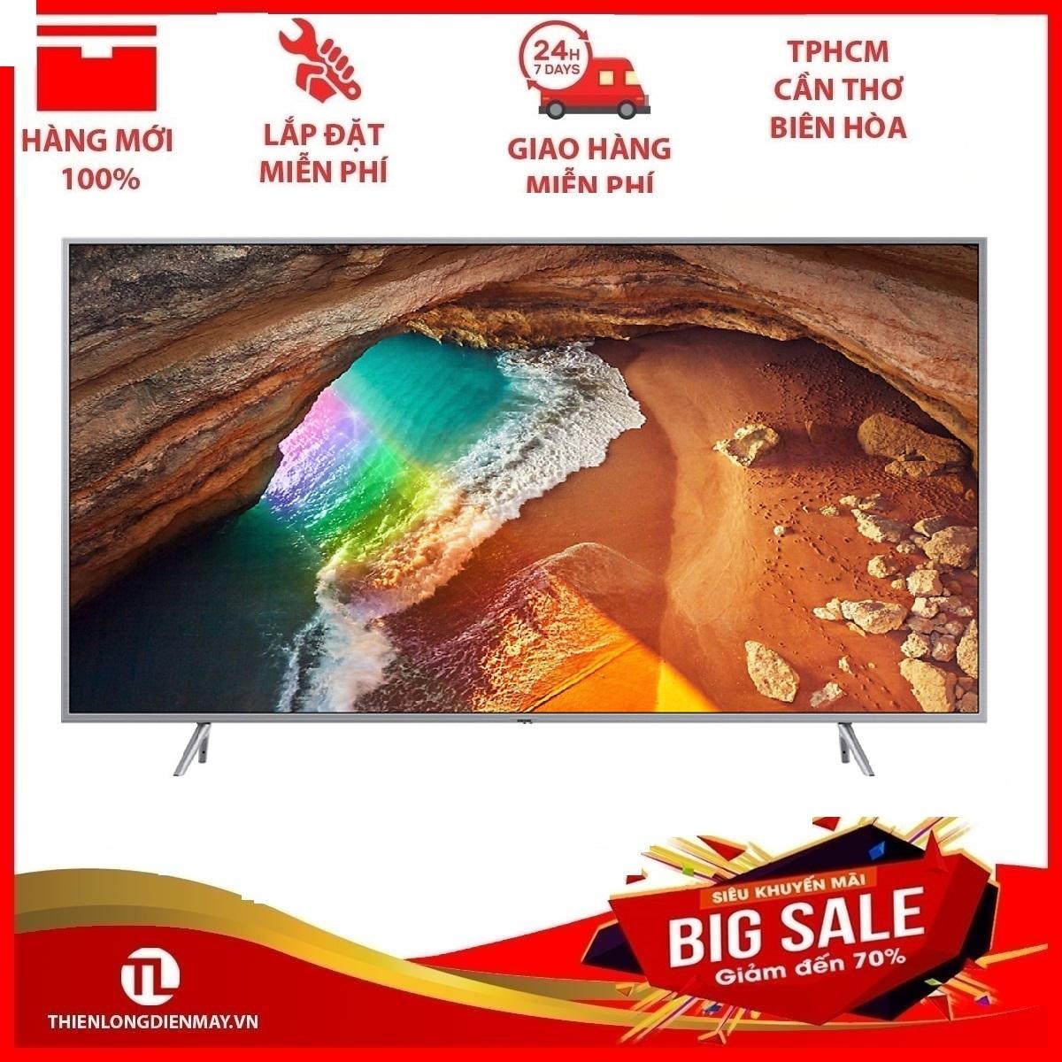 Bảng giá Smart Tivi Samsung 4K QLED 55 inch 55Q65RA
