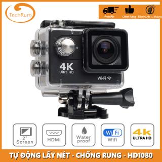 Camera hành trình chống nước 4K SPORT Ultra HD DV, Camera Hành Trình 1080 Sports Cao Cấp Nhỏ Gọn Lấy Nét Hd Tự Động Chụp Hình Quay Video Chất Lượng Hd1080 Hình Sắc Nét thumbnail