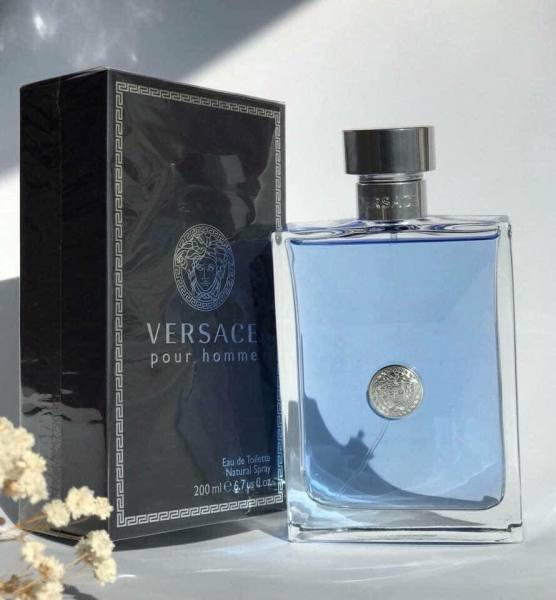 Nước hoa nam Versace Pour Homme EDT 200ml