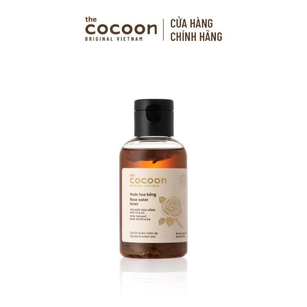 Nước Hoa Hồng Cocoon 140ml