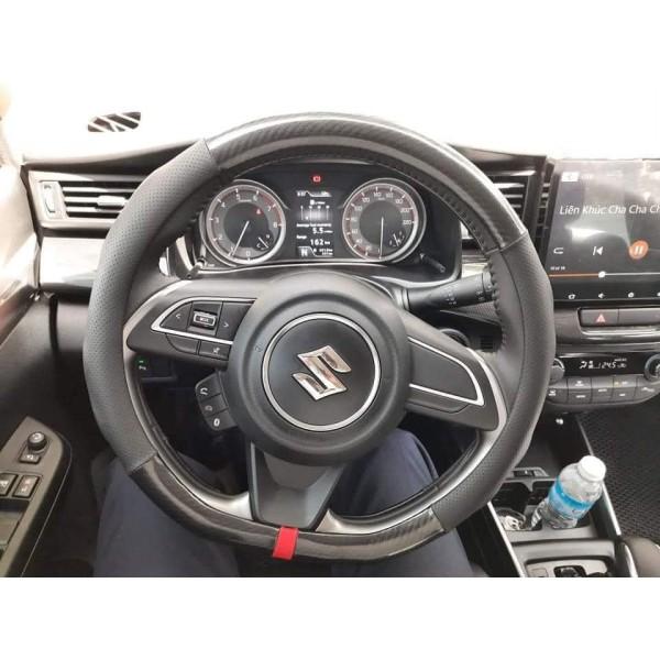 Bọc Vô lăng Chữ D Cho Xe Suzuki XL7, XL-7 Giúp bảo vệ vô lăng, làm đẹp cho xe sang trọng hơn