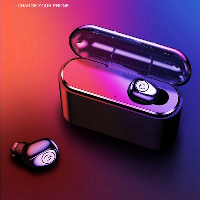 Giá Sốc Duy Nhất Hôm Nay Khi Mua X8 Bluetooth 4.2 Wireless Earphone Mini Fast Charging Compartment In-Ear Earphone Headset For Iphone 7/8/X Plug Samsung Huawei