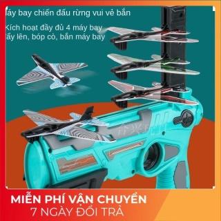 Đồ chơi sung phóng máy bay cho trẻ em , đồ chơi máy bắn máy bay lượn mô hình trẻ em Không có đánh giá-Máy bắn máy bay-đồ chơi máy bay cho bé-bắt máy bay trẻ em-Đồ chơi máy bay trẻ em-máy bay-đồ chơi cho bé thumbnail