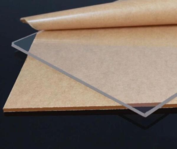 Tấm nhựa mica acrylic cứng trong suốt dày 5mm (rộng 20cm x dài 50cm) làm hồ/bể cá mini, bảng quảng cáo, kính khung ảnh, kệ, trang trí, chế đồ chơi sáng tạo, thủ công mỹ nghệ, có nhận cắt lại theo kích thước yêu cầu (VA190 TP) - Luân Air Mod