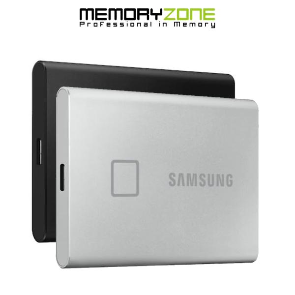 Bảng giá Ổ cứng di động 2TB External SSD Samsung T7 Touch USB 3.2 Gen 2 MU-PC2T0 Phong Vũ