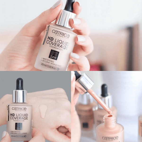 Kem lót dạng serum Catrice Light Correcting Primer