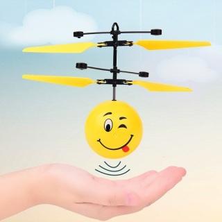 Đồ chơi máy bay cảm ứng mặt cười thông minh ( quà tặng cho bé ) thumbnail