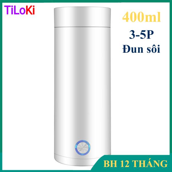 Bảng giá Bình đun nước kiêm giữ nhiệt TGN.02 dung tích 400ml - bình giữ nhiệt cắm điện 220V, cáp có thể được đặt vào cốc, dễ dàng cất giữ Điện máy Pico