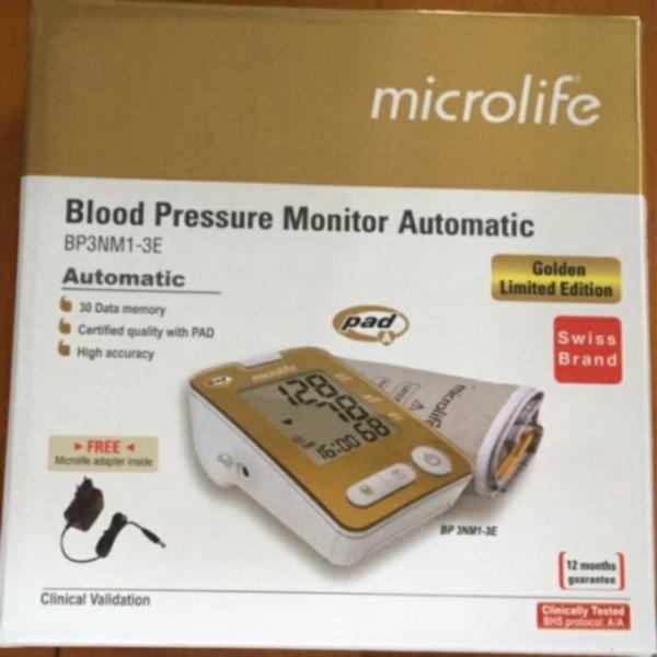 Máy Đo Huyết Áp Microlife bán chạy