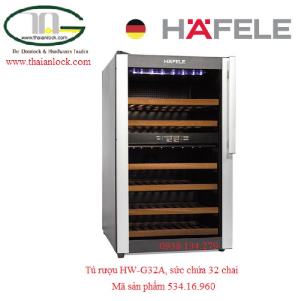 534.16.960 - Tủ rượu HW-G32A, sức chứa 32 chai