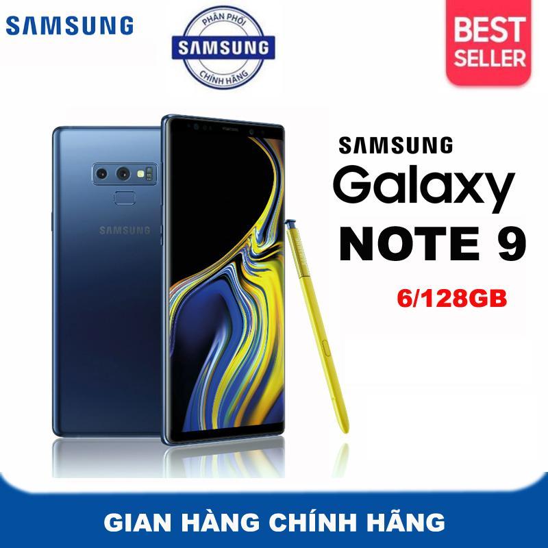 Điện thoại Samsung Galaxy Note 9 128GB - S Pen thông minh làm nên sự khác biệt - Bảo hành 12 tháng