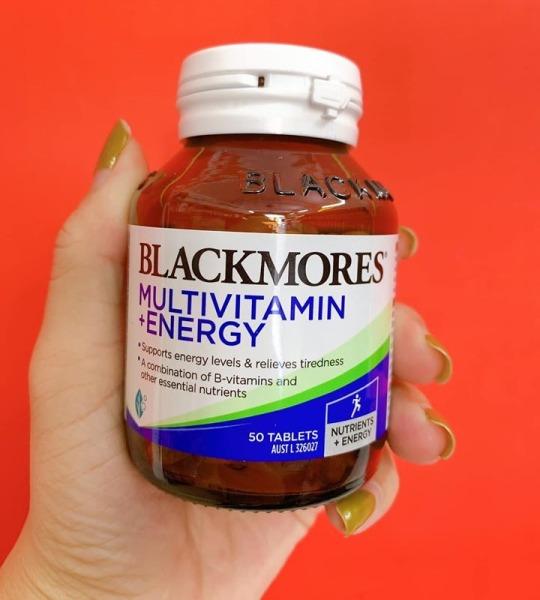 Vitamin tổng hợp Blackmores Essentials Multivitamin