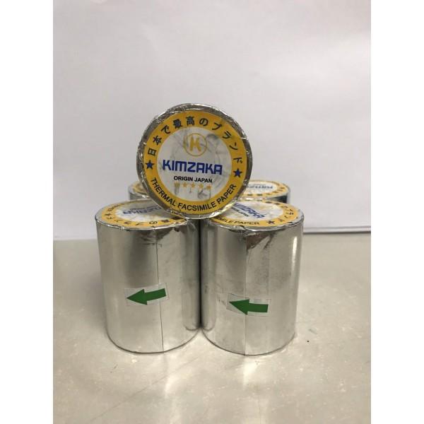 Mua Combo 5 Cuộn Giấy In Nhiệt Kimzaka K80 ( Nhập khẩu 100% từ Nhật Bản )