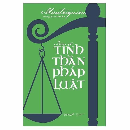 Coupon Khuyến Mãi Sách - Bàn Về Tinh Thần Pháp Luật