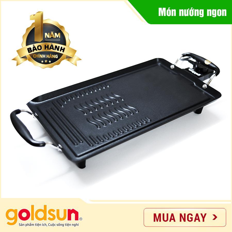 Giảm Giá Quá Đã Phải Mua Ngay Bếp Nướng điện Goldsun GR-GYC 1400