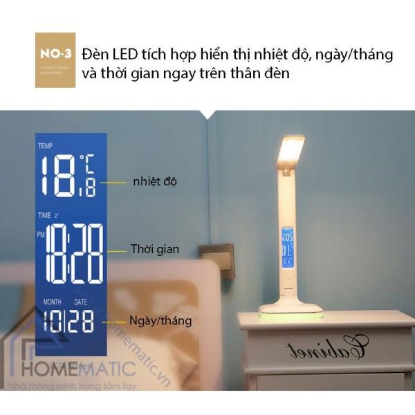 Bảng giá Đèn học LED cảm ứng đa năng 5 trong 1 Remax RL - E270- Đèn Ngủ Đèn Học Đèn Làm Việc- Bảo Hành Toàn Quốc Phong Vũ