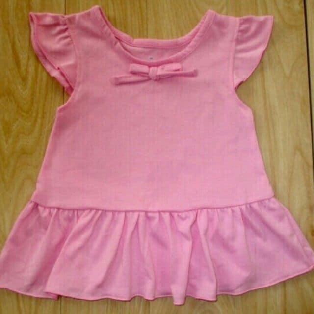 Áo váy kidgirl bé gái