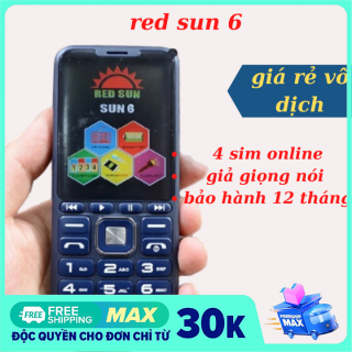 Điện thoại độc 4 sim 4 sóng sun 2 pin khủng thumbnail