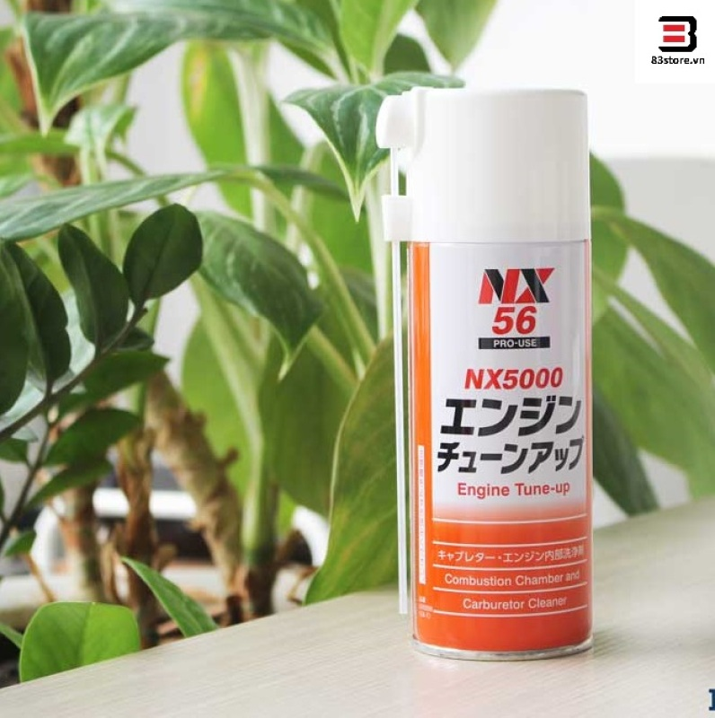 Dung Dịch Vệ Sinh Buồng Đốt Động Cơ ICHINEN NX5000 - NX56