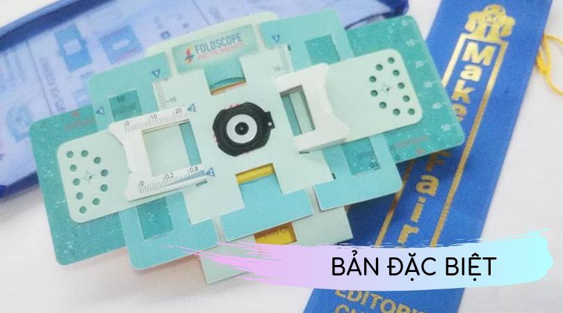 [Có Clip] [Chính Hãng Bảo Hành] Đồ Chơi Giáo Dục Kính Hiển Vi Foldscope Origami Soi Tế Bào, Vi Khuẩn (Level 1) Giá Giảm