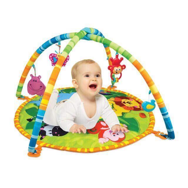Thảm nằm chơi Winfun cho trẻ em