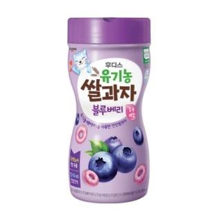 Bánh ăn dặm hữu cơ ILDONG Hàn Quốc cho bé - hộp 40g thumbnail