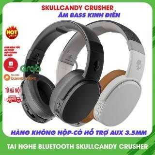 Tai nghe Skullcandy Crusher wireless bluetooth không hộp, like new thumbnail