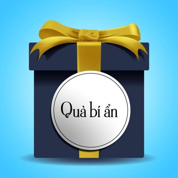 Giá Hộp quà bí ẩn tri ân khách hàng của shop, trong phần quà có ngẫu nhiên sạc dự phòng, cáp, tai nghe, củ sạc,....