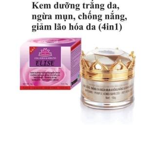 kem elise dưỡng trắng chống nắng ngừa mụn giảm lão hoá 4in1 10g thumbnail