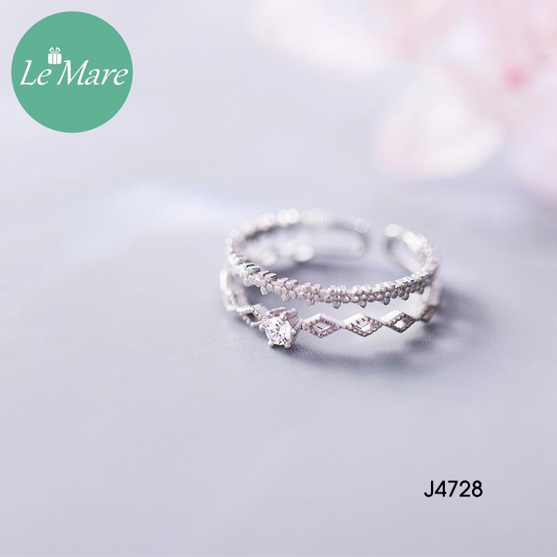 Nhẫn bạc J4728